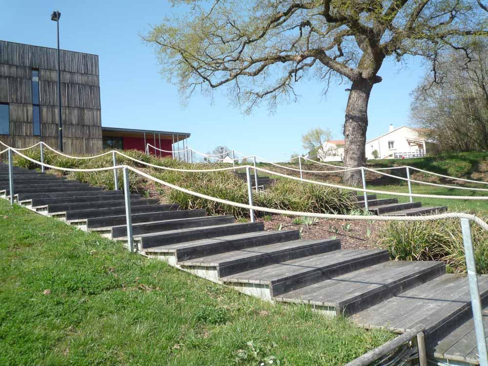 Salle culturelle Mauves sur Loire