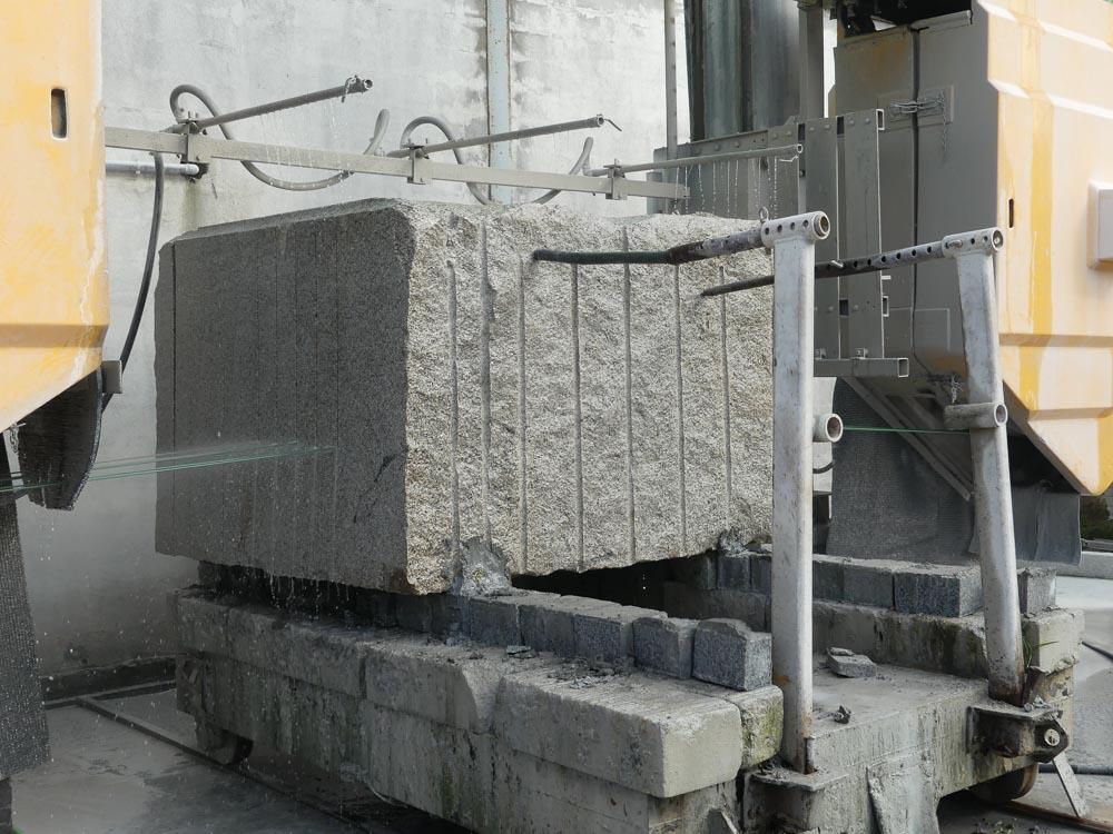 Carrière granit