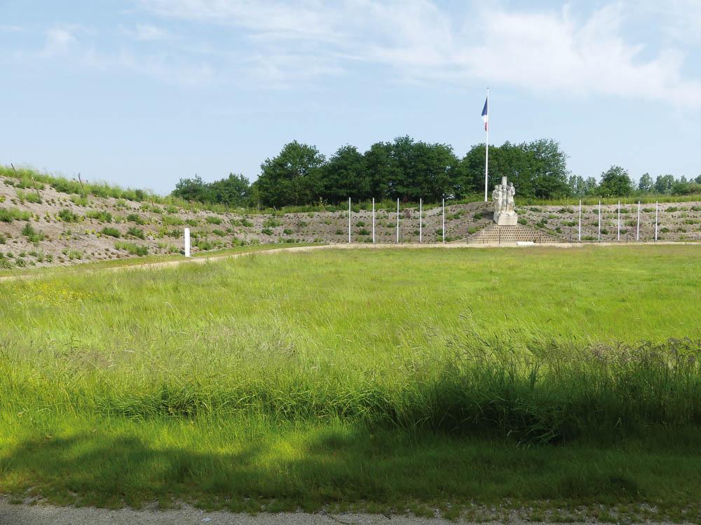 Carrière des fusillés à Châteaubriant