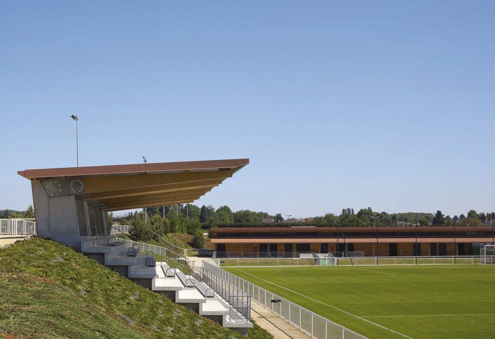 Parc des sports Ezanville