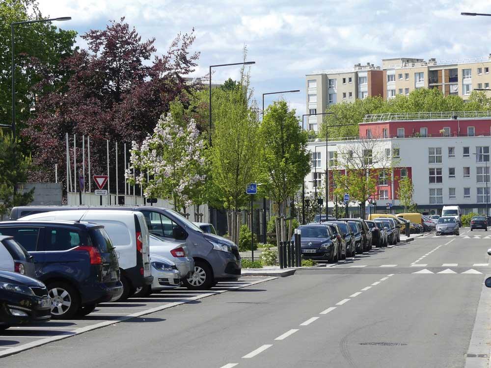 Rue du 19 Mars 1962 à Saint-Denis