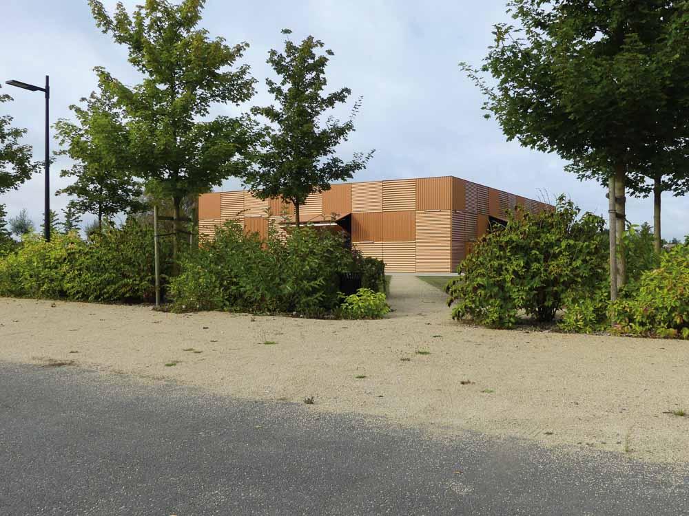 Salle polyvalente de Laigné en Belin