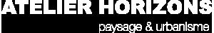 logo atelier horizons paysage & urbanisme