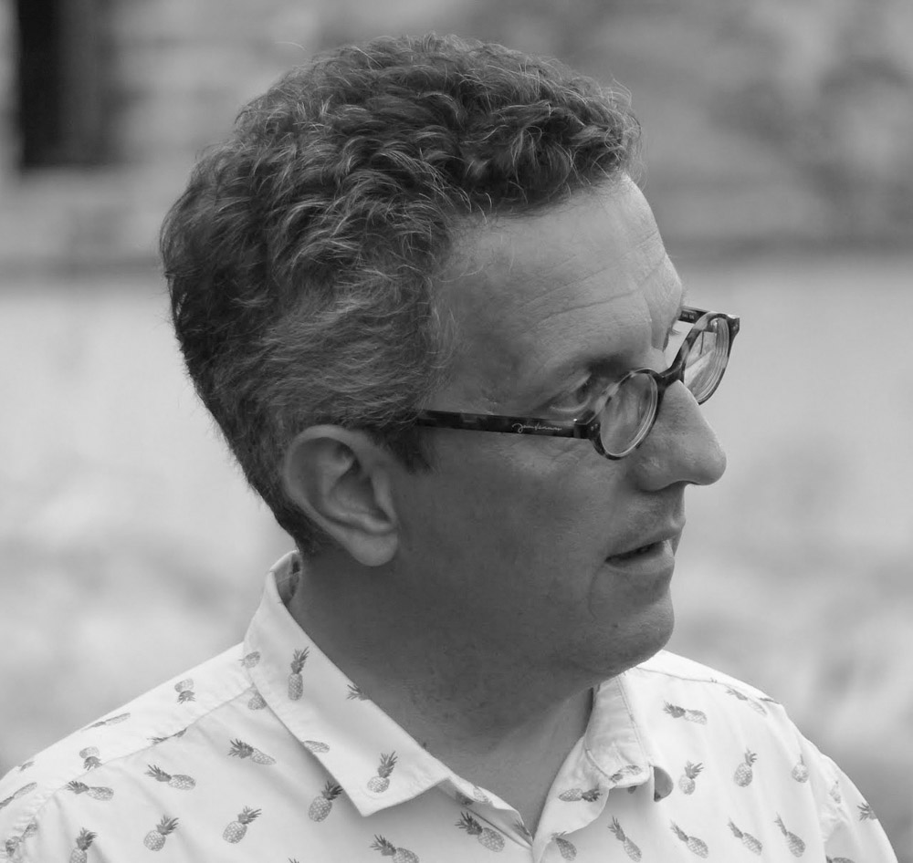 Pierre Grelier - atelier Horizons concepteur paysagiste