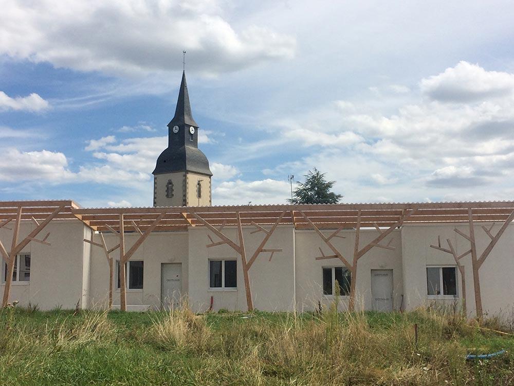 Résidence séniors à Saint Pierre la Cour